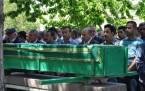Ercan Dağıstan son yolculuğuna uğurlandı