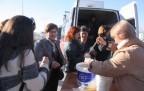 CHP'den öğrencilere aşure ikramı