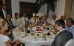 MHP'liler iftar sofrasında buluştu