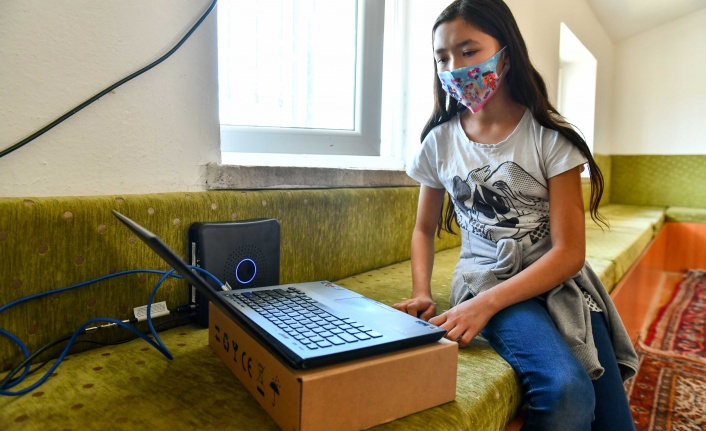 Başkent'te internetsiz mahalle kalmayacak