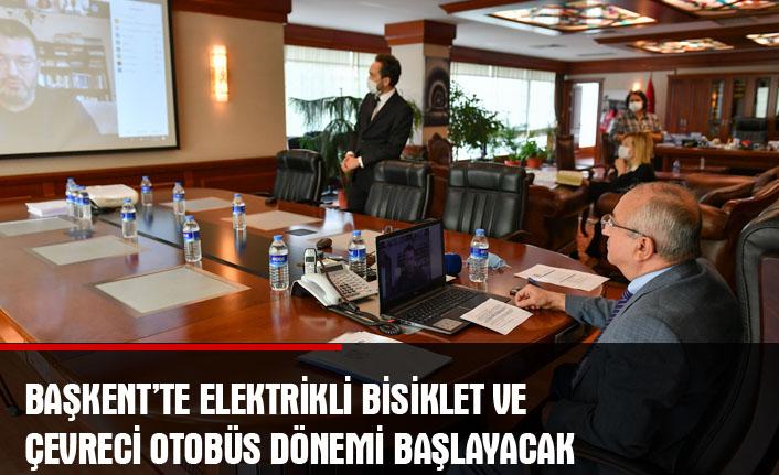 EGO genel müdürü Nihat Alkaş 5. kent araştırmaları kongresi'ne katıldı