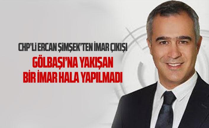 Ercan Şimşek: Sadece teşekkür etmek için burada değiliz