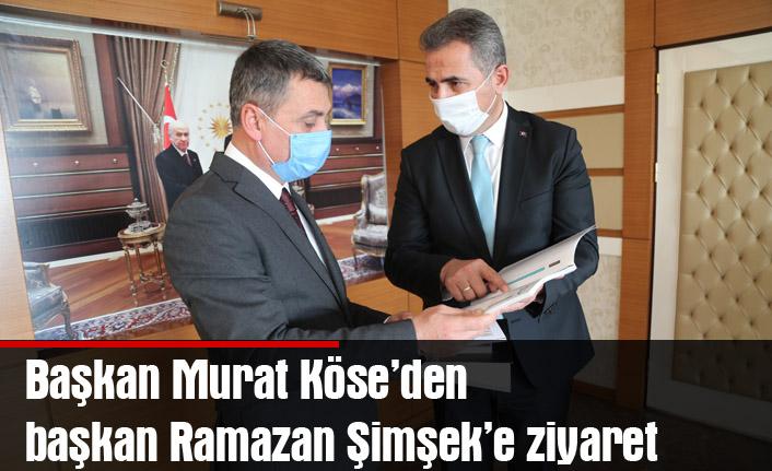 Ankara projeleri masaya yatırıldı