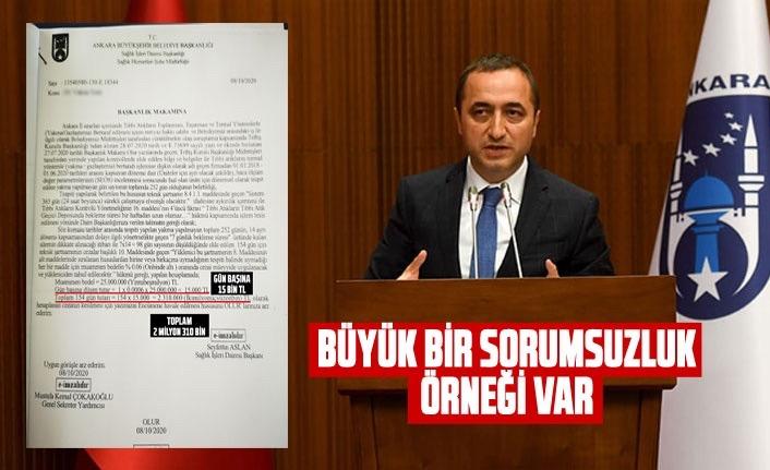 Murat Ilıkan: Ortada büyük sorumsuzluk var