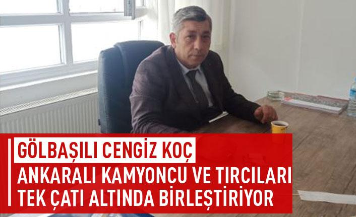 Türkiye Kamyoncular ve Tırcılar Derneği'nde kayıtlar devam ediyor