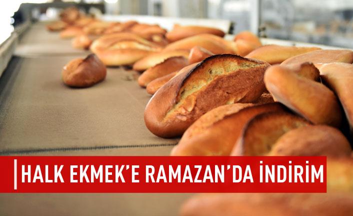Halk Ekmek'e Ramazan'da indirim