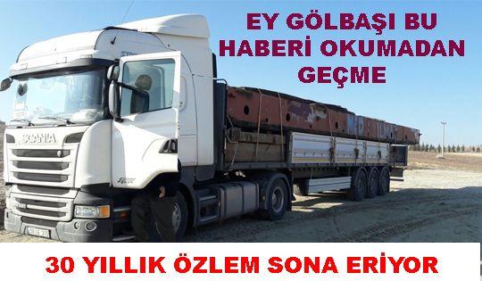 30 YILLIK HASRET SONA ERİYOR