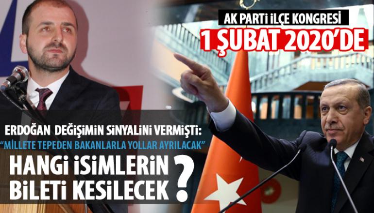 AK Parti Gölbaşı İlçe Kongresinin tarihi belli oldu