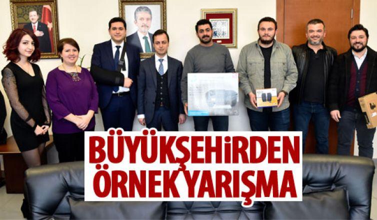 Ankara Büyükşehir Belediyesi'nden örnek yarışma
