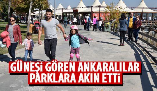 Ankaralıları pastırma yazının keyfini çıkarıyor