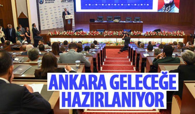 Ankara'nın gelecek planı hazırlanıyor