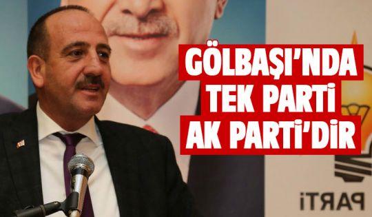 Başkan Fatih Duruay: Rakibimiz yok