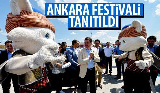 Başkan Gökçek Ankara Festivali'ni anlattı