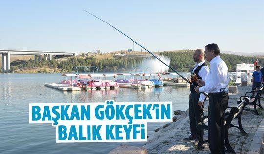 Başkan Gökçek Mavi Göl ve Harikalar Diyarı'nda