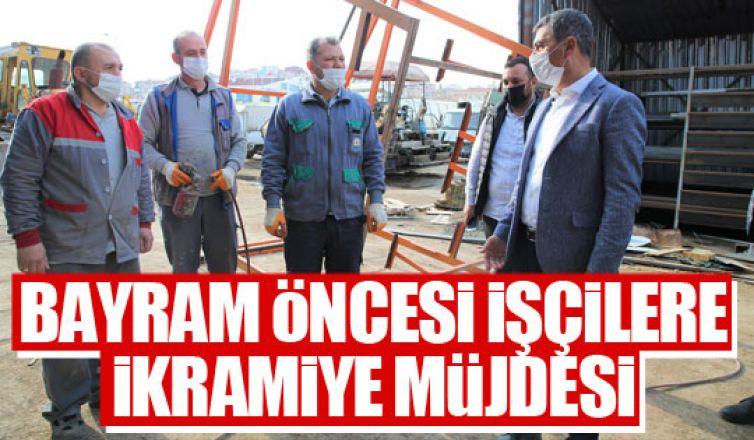 Başkan Şimşek'ten ikramiye müjdesi!