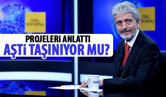 Başkan Tuna TVNET'te soruları yanıtladı