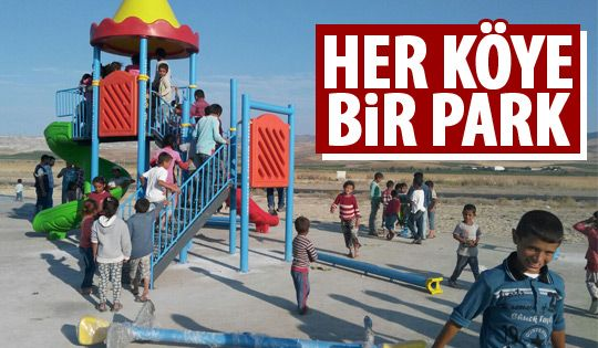 Büyükşehir köy çocukları için harekete geçti