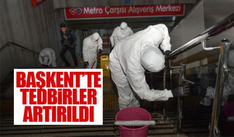 Büyükşehir salgın hastalıklara karşı tedbirleri arttırdı!