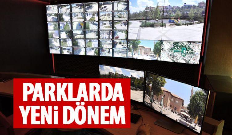 Büyükşehir'den güvenli park sistemi