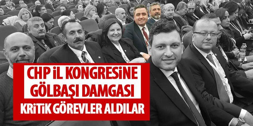 CHP il kongresine Gölbaşı damgası