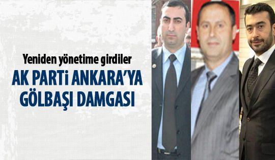 Dilaver Şaşmaz ve Hakan Han Özcan il yönetimine girdi