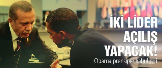 Erdoğan ve Obama birlikte açacak!