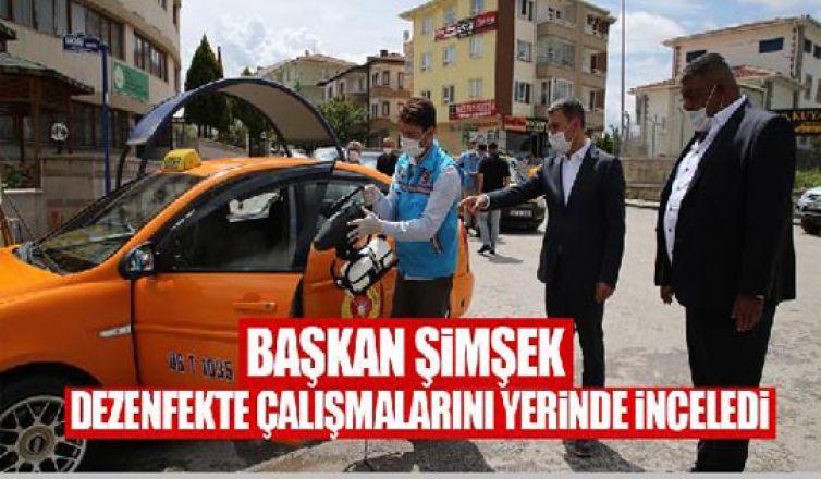 Gölbaşı Belediyesi Taksicilerinin Yanında…
