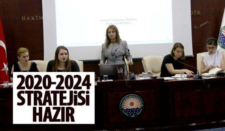 Gölbaşı Belediyesi'nde stratejik plan toplantısı