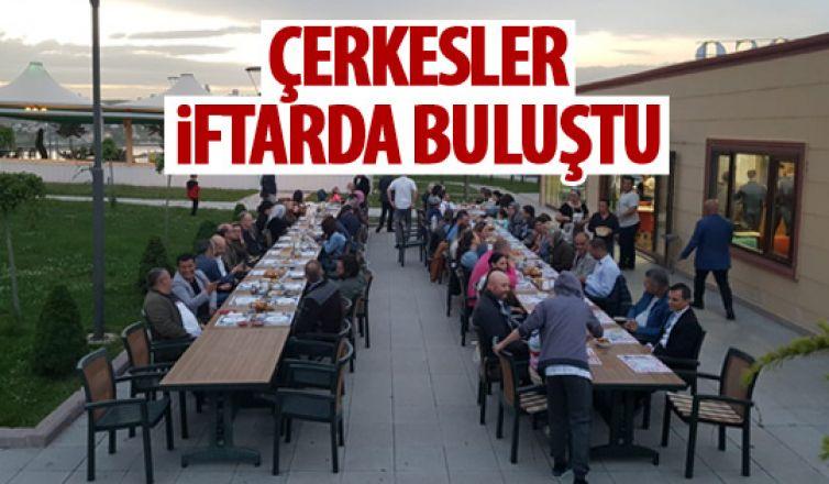Gölbaşı Kafkas Birliği iftar yemeğinde buluştu