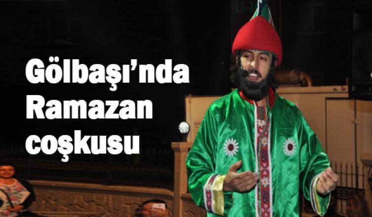 Gölbaşı'nda Ramazan dolu dolu yaşanacak