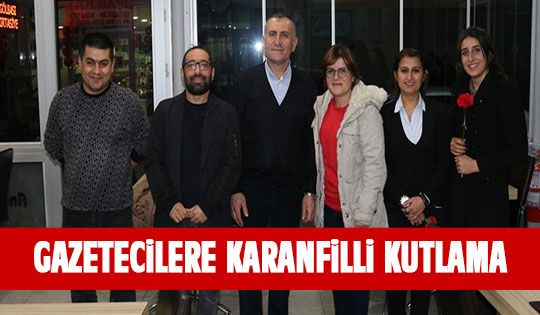 Gürsel Demirci, Gazetecileri Unutmadı