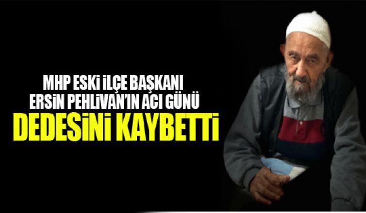 Hacı Osman Pehlivan vefat etti