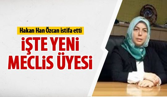 Hakan Han Özcan istifa etti