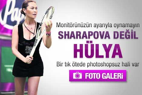 Hülya'ya Sharapova diyeti - Foto Galeri
