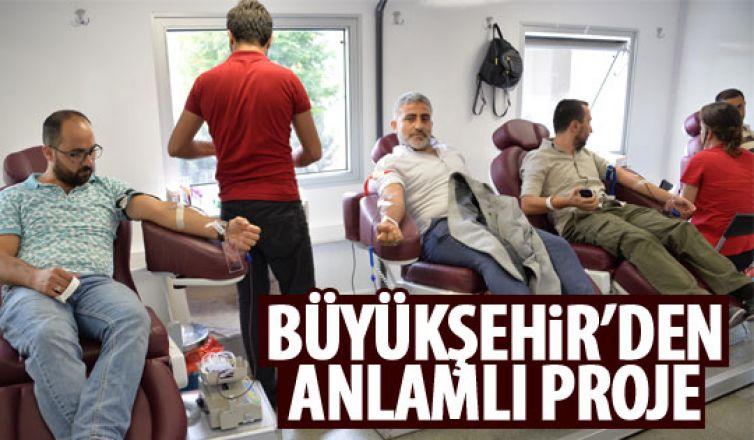 Kan bağışlayın hayat kurtarın
