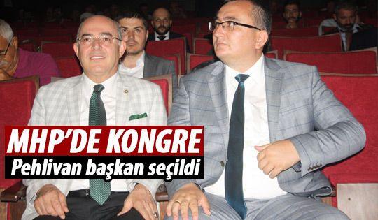 MHP Gölbaşı İlçe Kongresi yapıldı