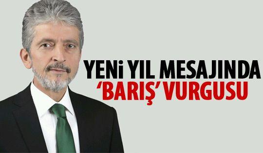 Mustafa Tuna'dan yeni yıl mesajı