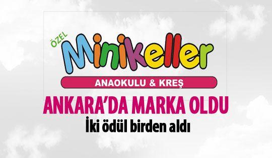 ÖZEL MİNİKELLER ANAOKULU'NDAN İKİ ÖDÜL BİRDEN!!!