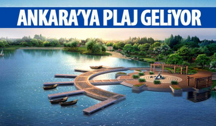 Özhaseki'den plaj projesi