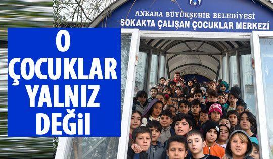 Sokakta çalışan çocuklar Büyükşehir'e emanet