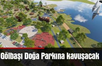 Başkan Ramazan Şimşek'ten doğaya saygılı Doğa Park müjdesi