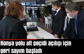 """Gölbaşı Belediye Başkanı Ramazan Şimşek, """"Konya Yolu'nda Sona Geldik"""""""