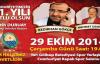 Gölbaşı Belediyesi'nden Cumhuriyet Bayramı konseri