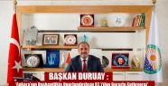 """""""Ankara'nın Başkentlikle onurlandırılışının..."""