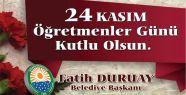 Gölbaşı Belediye Başkanı Fatih Duruay'dan...