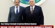 Hasan Celal Güzel'den Başkan Duruay'a...