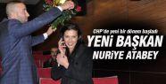 Nuriye Atabey CHP'nin Yeni Başkanı