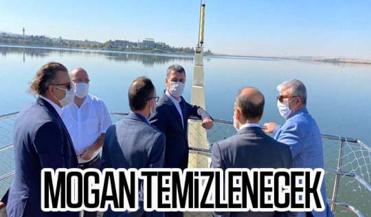 Türkiye'nin Değeri Mogan Gölü'nün Temizliği İçin Başkan Şimşek'ten Büyük Adım…