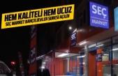 Seç Market Bahçelievler Şubesi açıldı
