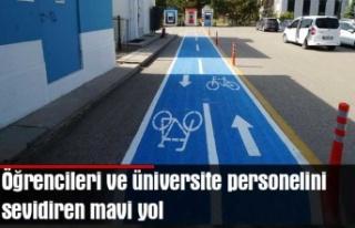 Başkent'teki üniversiteler birer birer bisiklet...